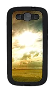 Samsung Galaxy S3 I9300 Cases & Covers - Dawn Custom TPU Soft Case Cover Protector for Samsung Galaxy S3 I9300 - Black