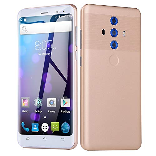 Smartphone Unlocked Cell Phones Unlocked New 5.0 inch Dual HD Camera Android 6.0 512M+4G GPS 3G Call Mobile Phone