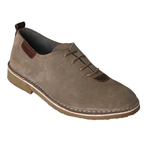 K533 - Zapato piel serraje negro (41) E9KKJPJP