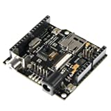 Cmucam4 Arduino Shield(P8X32A Propeller Chip)