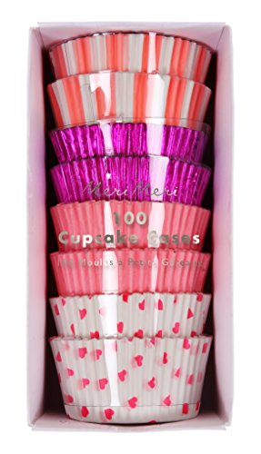 Meri Meri Assorted Pink Cupcake Cases