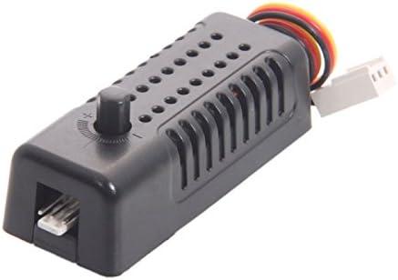Odysseus 3 Pin Negro CPU refrigerador Ventilador regulador de la ...