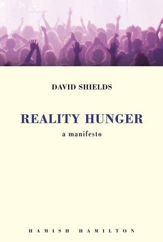 Download Reality Hunger: A Manifesto ebook