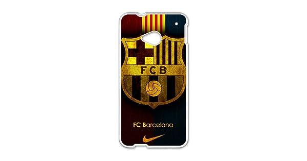 Amazon.com: HWGL FC Barcelona Fashion Comstom Plastic case ...