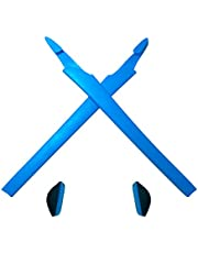 HKUCO Silicone Leg Set For Oakley Crosslink Earsocks Rubber Kit