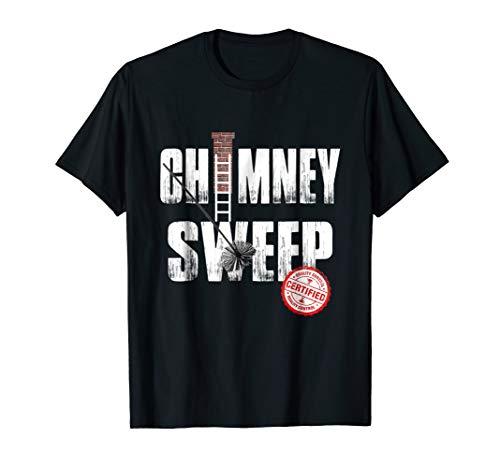 Chimney Sweep Tshirt Funny Chimney Cleaner, Gift Idea