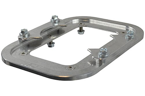 Optima Billet Battery Tray Racing Race Trunk Relocation Box Hold Down 551183 Billet Battery Tray