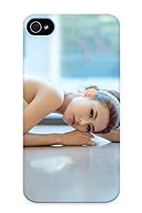 Defender Case For Iphone 4/4s, Ballerina Pattern, Nice Case For Lover's Gift