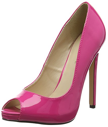 Pleaser Sexy Pat Donna h Scarpe Tacco 42 Col Pink pink rrdxvw