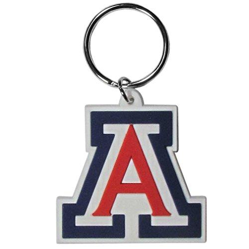 NCAA Arizona Wildcats Flexi Key Chain Arizona Wildcats Key Ring