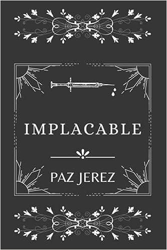 Implacable de Paz Jerez
