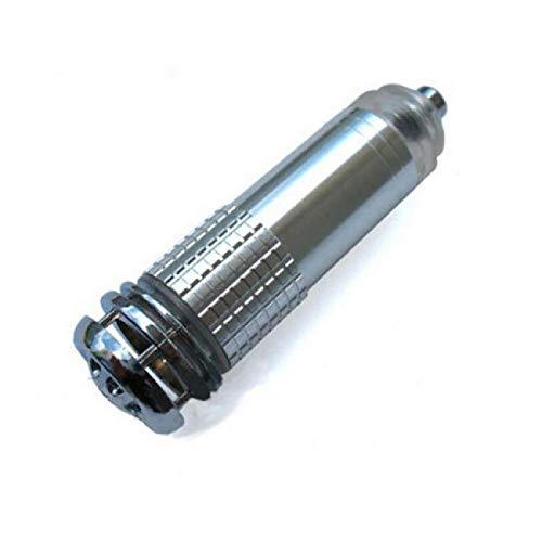 Purifier Oxygen Bar - POWLAB Car Air Ionizer, Auto Car Fresh Air Lonic Purifier Mini Car Air Freshener Universal Car Fresh Air Ionic Purifier Oxygen Bar Ozone Ionizer Cleaner (Silver)