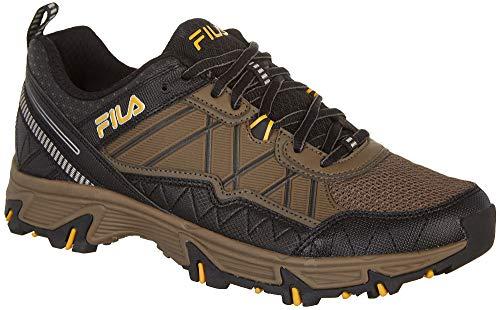 Fila Men's at Peake 20 Walnut/Black/Major Brown 11 D -