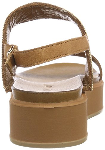 Femme Sandales Bride Coconut 8711 Inuovo Beige 12058623 Cheville 5qZRCwC