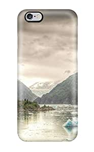 linJUN FENGTpu Fashionable Design Ice Berg Rugged Case Cover For Iphone 6 Plus New