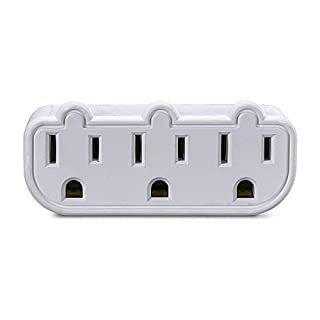 CyberPower GT300RC1 3-Outlet Triple Wall Tap (B01K1JR3Z4) | Amazon Products