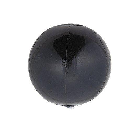 Inflatable Black Mini Beach Balls ()