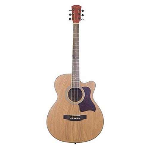 Vault 40-Inch Sapele Cutaway Acoustic Guitar