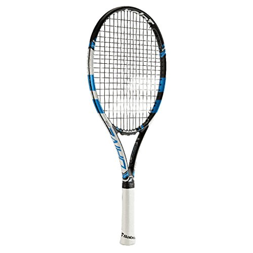 Babolat 2017 Pure Drive Junior 26 STRUNG with COVER Tennis Racquet