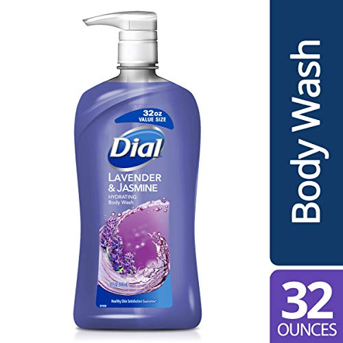 Dial Body Wash, Lavender & Jasmine, 32 Fl Oz