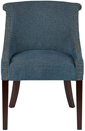 Madison Park Caitlyn Accent Chairs-Hardwood
