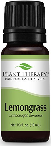 Plant Therapy Lemongrass Essential Therapeutic product image