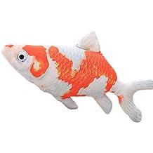 "SUNONE11 6"" Simulation Colorful Goldfish Plush Toys Cute Animal Stuffed Funny Fish Birthday Gift"