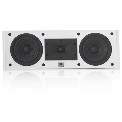 JBL Arena 125C 2-Way, Dual 5.5'' Center Channel Loudspeaker (White) by JBL (Image #3)