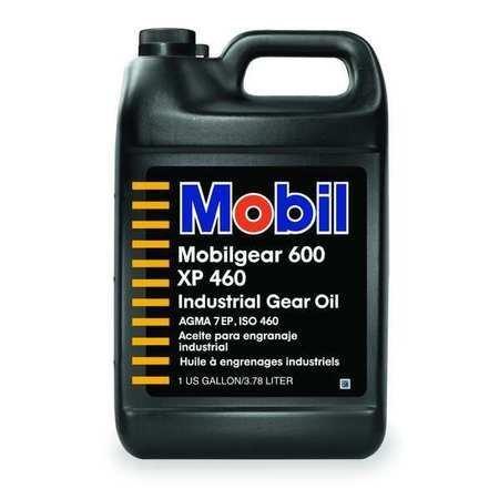 - Mobil 103495 Mobil Gear 600XP 460 Gear Oil