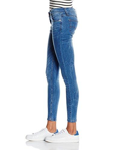 D'Sema, Jeans para Mujer Blau (Grafit-Blau)