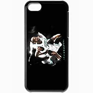 Personalized iPhone 5C Cell phone Case/Cover Skin 14840 kevin garnett by f3lix gfx d2yulb8 Black