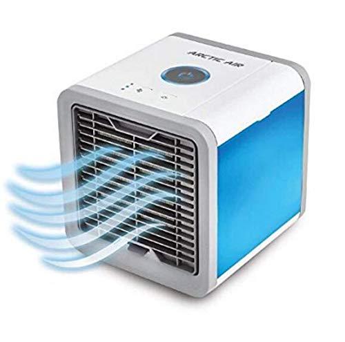 Climatiseur Mobile Ventilateur USB Portable Refroidisseur D'air Personnel Puissant pour Bureau Voiture Chambre Couche COOLWINDY