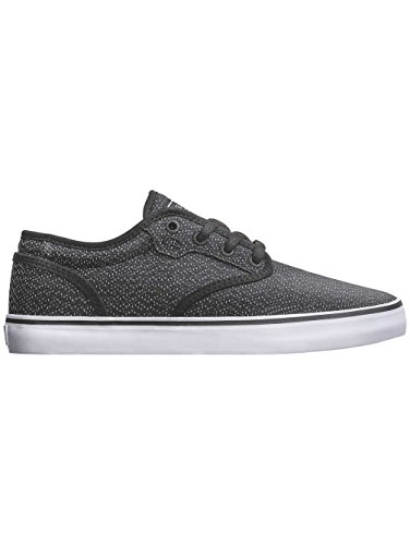 white Adults' Motley woven Unisex Shoes Skateboarding black Globe Black Z58TqxA