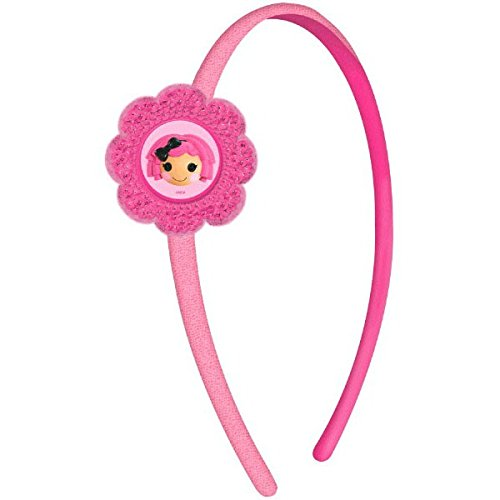Adorable Lalaloopsy Birthday Party Headband Wearable Accessory Favour (1 Piece), Pink, 5