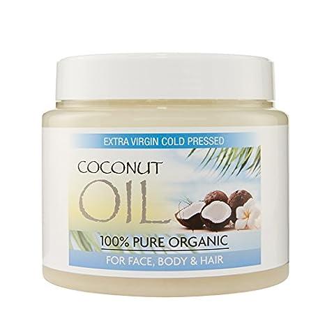 huile de noix de coco 100 pure vierge