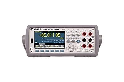 Keysight Technologies 34465A Digital Multimeter, 6½ Digit, Performance Truevolt DMM