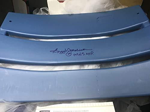 Reggie Jackson 1977 World Series Autographed Signed Yankee Stadium Seat Back Steiner Sports - Authentic Memorabilia ()