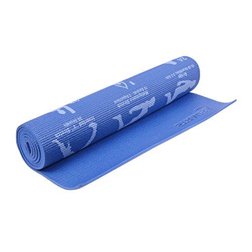 Strauss Yoga Mat 6mm (Yogasana)