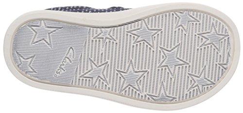 Combi Sneaker Unisex Navy Kinder Halcy Hati Blau Clarks zpHwFqCU