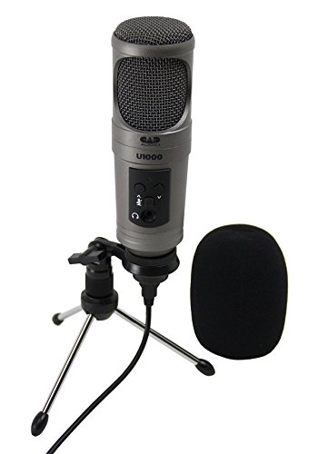 cad studio condenser microphone - 6