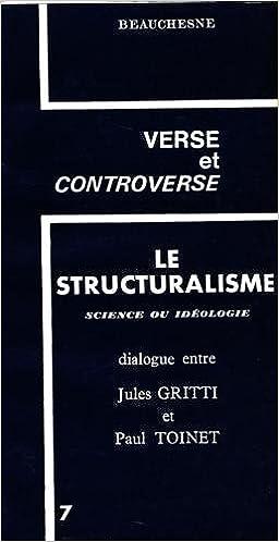 Livre Le structuralisme pdf ebook