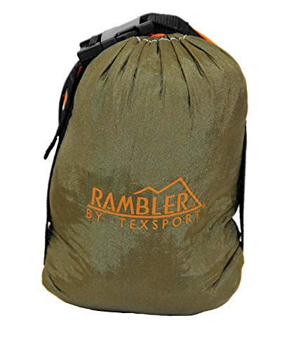 Travel Olive Drab//Orange Green Supply Dropship 14278 Tex Sport Rambler Double Hammock