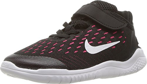NIKE Free Rn 2018 Little Kids Style: NIKE-AH3455-001 Size: 1 (Shoes Kids Nike Free)