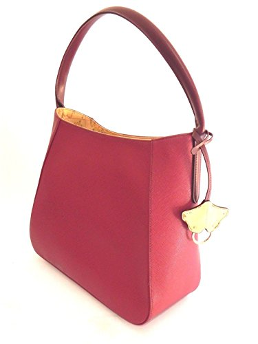BORSA ALVIERO MARTINI GEO CLASSIC CITY BLOOM HOBO SHOULDER BAG LGI459407 BORDEAUX
