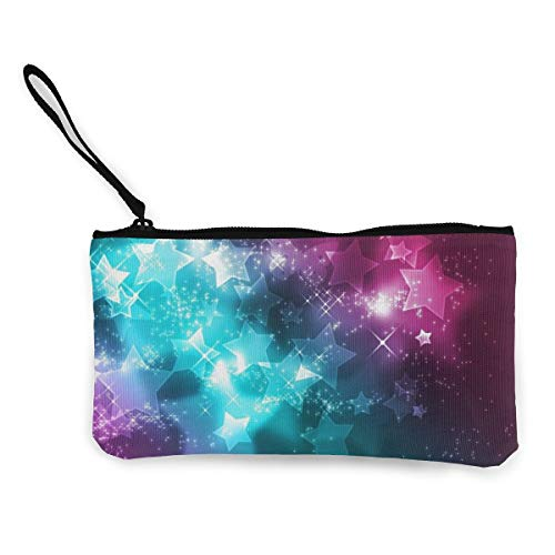 Terany Canvas Pencil Case - Girly-Wallpapers-hd-for-Desktop-Wallpaper Durable Cosmetic Makeup Bag Zipper Closure Coin Purse Wallet Phone Pouch with Handle for Kids Adults