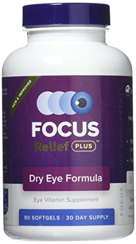 Focus Relief PlusTM Dry Formula product image