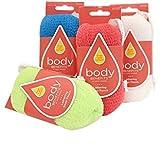 NET BAR Soap POUCH SAVER SHOWER Scrubby SPONGE - Assorted Colors
