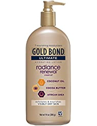Gold Bond Ultimate Radiance Renewal, 14 Ounce Lotion...