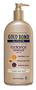 Gold Bond Ultimate Radiance Renewal, 14 Ounce