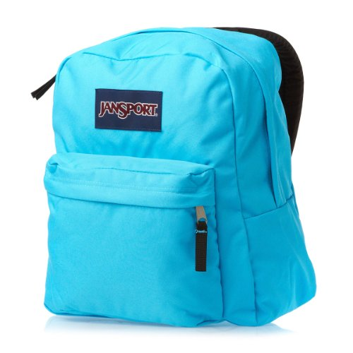 Mammoth blue Jansport backpack